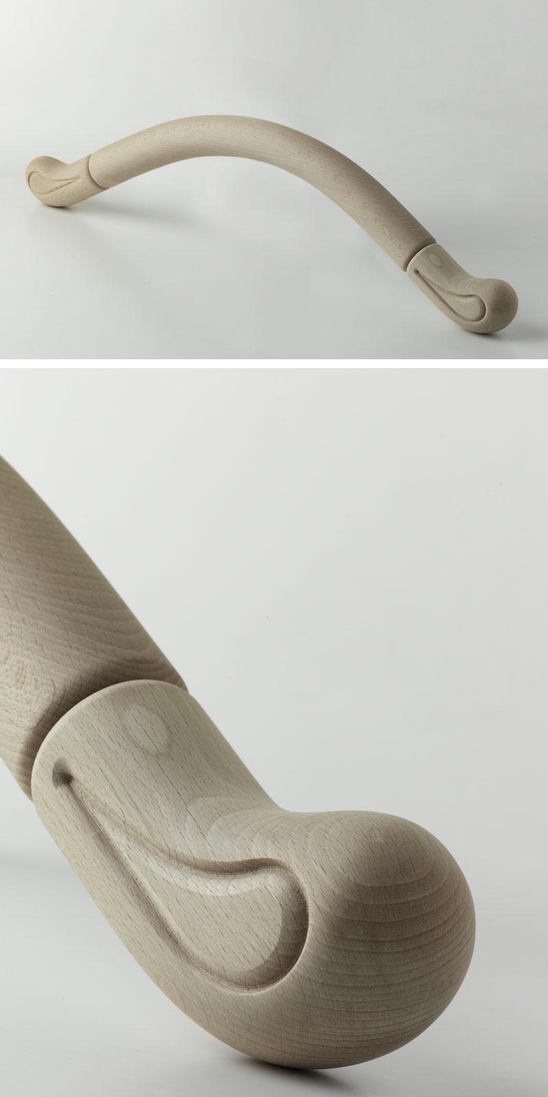 HEADBOARD, Tête de lit pour lit en bois