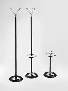 Battista, Suspension de sol, base de fonte, l'aluminium et châssis en acier