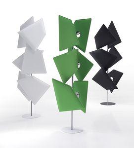 Flap 1, Insonorisation panneau de conception modulaire