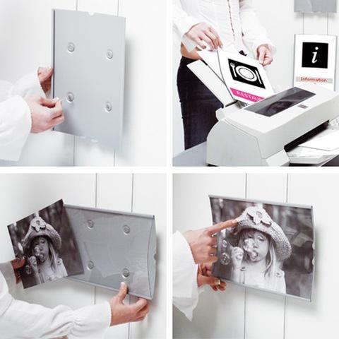 Koala cables, Accessoires de bureau, système de signalisation avec les exposants