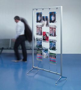Koala-t/Archimede display, les titulaires et les exposants de la brochure acryliques, pour les banques