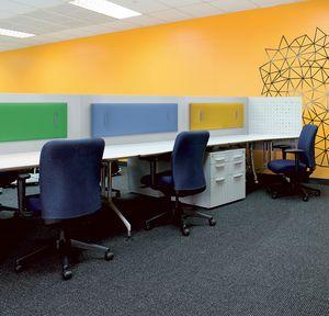 Mitesco 4, Panneaux avec absorption sélective, pour les bureaux