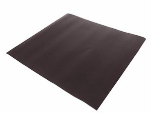 Taqua, Tapis rectangulaire ignifuge en éco-cuir