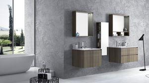 Torana TR 006, Meubles de salle de bains, conçu dans un style linéaire