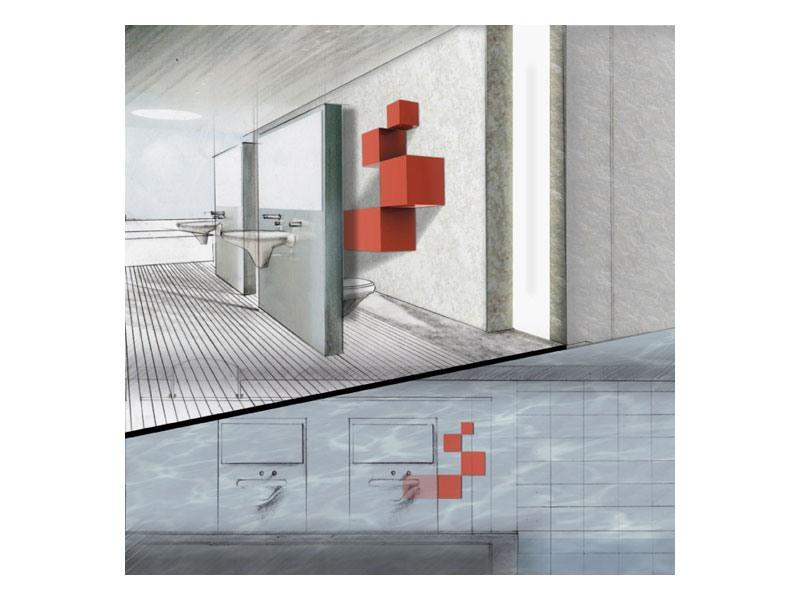 Trealcubo comp.04, Système modulaire pour les meubles