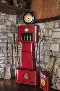 Art. 609, Distributeur de vin ou des boissons gazeuses, forme d'une pompe à essence