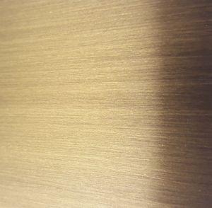 Ottone bronzato, Fabrication sur mesure dans tous les métaux
