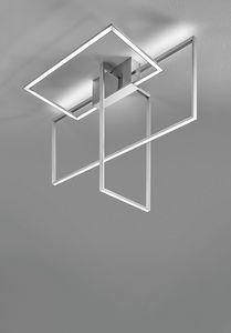 Area, Plafonnier à motif géométrique