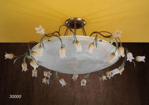 Art. 30000 Butterfly, Plafonnier fait à la main