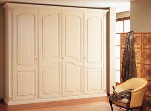 Art. 1100 Norma, Armoire en bois, fabriqués à la main, pour les villas de luxe