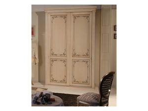 Art. 2013 Delyse, Cabinet avec 2 portes, décorées en hêtre, pour hôtel