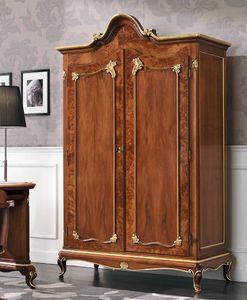 Art. 3100, Armoire à deux portes, de style classique