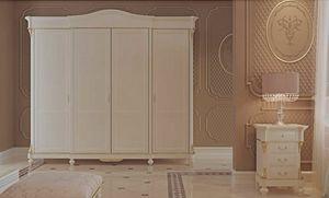 Carlotta armoire, Armoire de style classique
