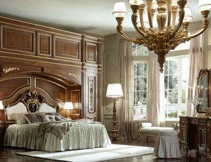 Luigi XVI Art. ARP03/L/440, Armoire Bridge pour les chambres de style classique