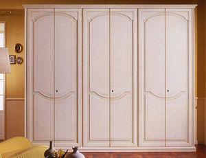 Pegaso armoire, Armoire en bois de luxe pour villas et hôtels