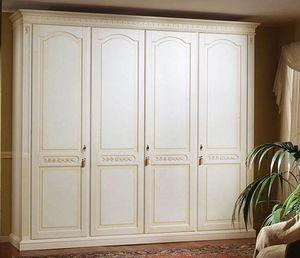 Pictor armoire, Décoré armoire en bois, pour la Chambre
