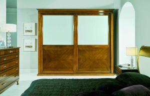 Sofia armoire, Armoire classique à portes coulissantes