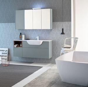 Kami comp.10, Meubles de salle de bain modulaires
