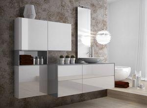 Torana TR 025, Armoires de rangement avec lavabo