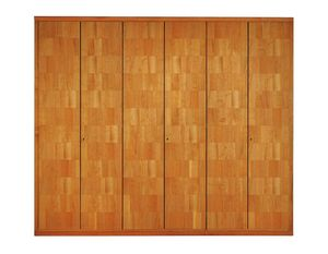 '900 0362, Armoire en bois avec placage fin