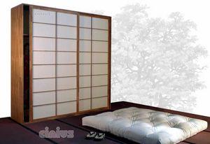 Armoire en hêtre, Armoire en hêtre de style japonais