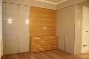 Armoire pour chambre 01, Armoire adaptée à la pièce, pour tirer le meilleur parti de l'espace