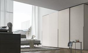 Doris, Armoire moderne, portes coulissantes