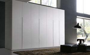 FILO, Armoire de chambre � coucher avec portes battantes
