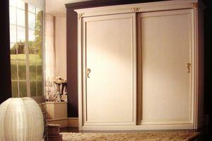 Iride, Armoire avec 2 portes coulissantes pour des résidences de luxe