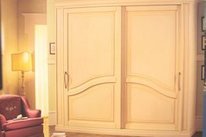Layert, Armoire à portes coulissantes pour les hôtels de luxe