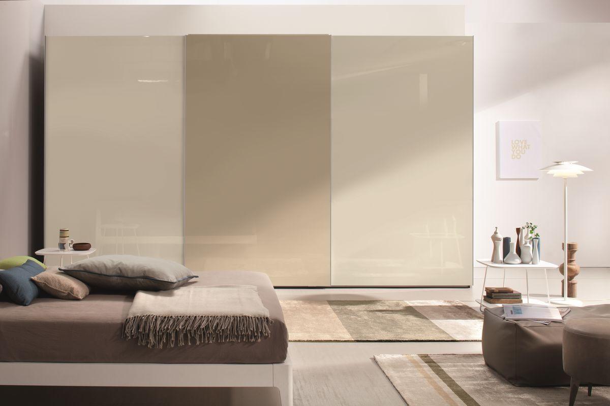 Armoire avec portes coulissantes, pour les chambres modernes | IDFdesign
