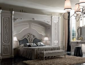 Luigi XVI Art. ARP01/L/440, Armoire pont élégante, style classique