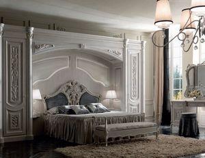 Luigi XVI Art. ARP01/L/440, Armoire pont �l�gante, style classique