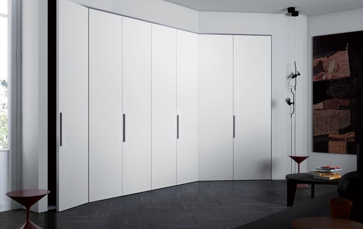 Plana, Armoire simple et polyvalent, personnalisable, zone de garde-robe