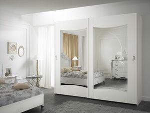 Viola armoire, Armoire � portes coulissantes