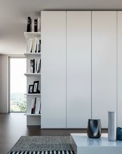 NEW LORY, Armoire avec �tag�res ouvertes