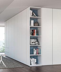 NEW LORY, Armoire avec portes et tiroirs