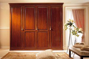 Romantica armoire, Armoire 4 portes