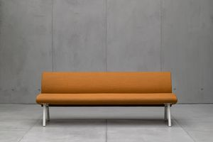 Tuile bench, Système d'assise modulaire
