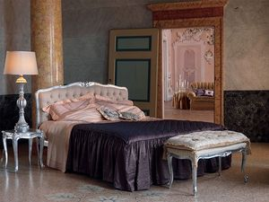 Renoir banc, Luxe banc rembourré classique, matelassé, des hôtels