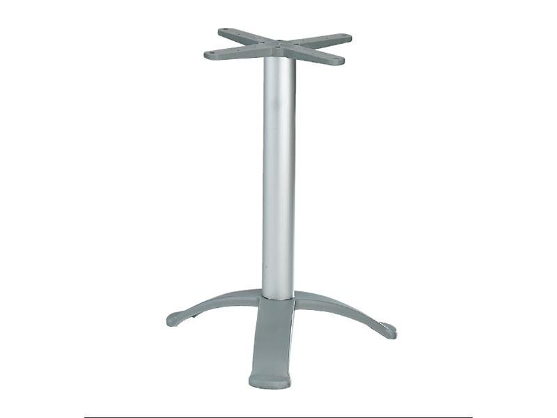 3 ped base cod. BG3K, Base de table avec 3 pieds de l'aluminium