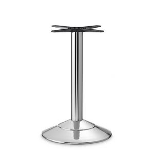 470, Base de table en acier inoxydable