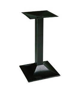 901, Base de métal pour tables de bar, idéal pour une utilisation en extérieur