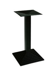903, Base solide pour la table, en fonte, pour un bar à vin