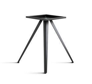 ART. 0099-3 CONTRACT, Base à trois pattes, pour tables de restaurant et bar