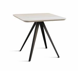ART. 0099-4 AKY CONTRACT, Base pour table basse design, avec 4 jambes, en métal