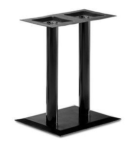 Art.280, Base de table rectangulaire, cadre en métal, pour le contrat et l'usage domestique
