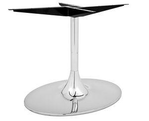 Art.350/EL/4, Base de table elliptique appropriée pour le contrat et l'ameublement intérieur