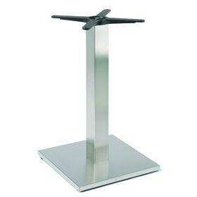 Firenze 9015, Base de table de bar, de base et colonne en acier
