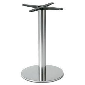 Firenze 9028, Basic table basse, la base et la colonne en acier